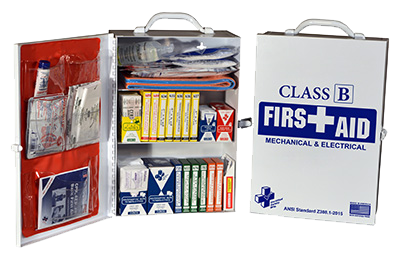 First Aid Kits And Cabinets - Certified Safety