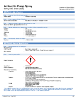 Antiseptic BZK Spray – ARI