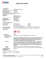 Ammonia Inhalant – Safetec