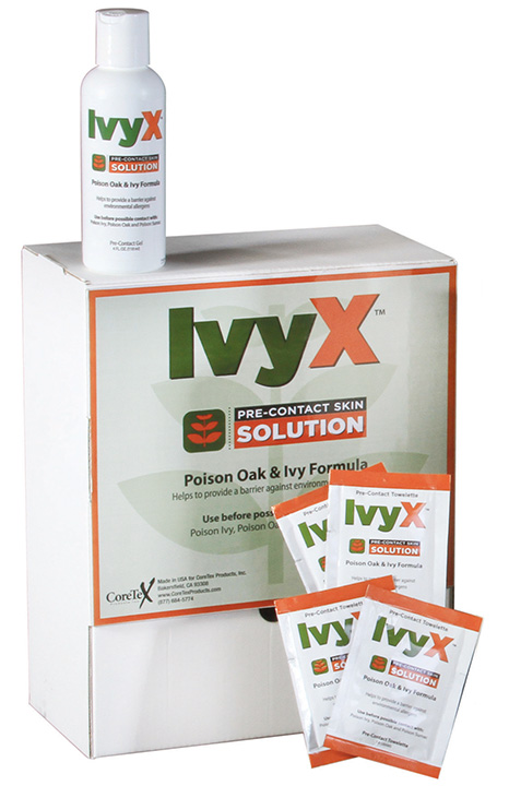 IVYX PRE CONTACT SOLUTION TOWELETTES