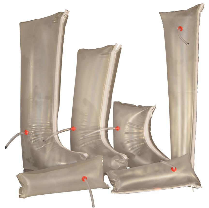 Inflatable Splints - group image