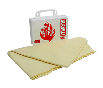 K340-100 - Fire Blanket - 16 poly