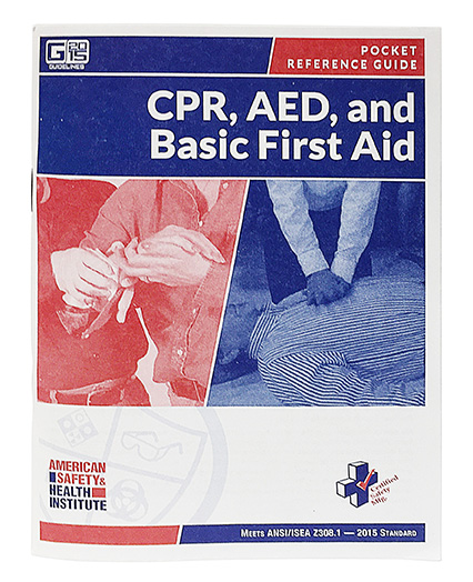 First Aid Guides
