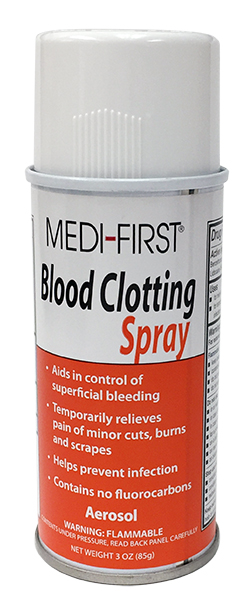 R280-021 --- Blood Clotter - 3 oz - Aerosol Can - Web