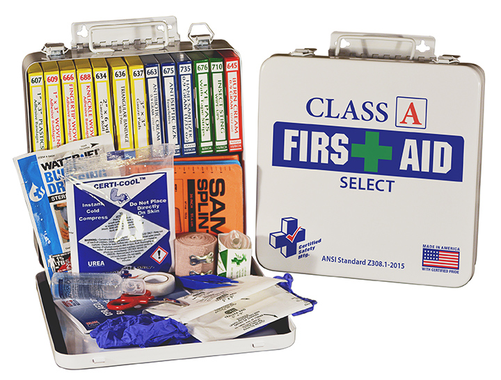Class A Specialty Kits and Trauma Bags