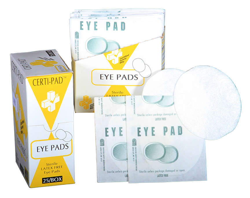 EYE PADS - USA Mfg  Archives - Certified Safety