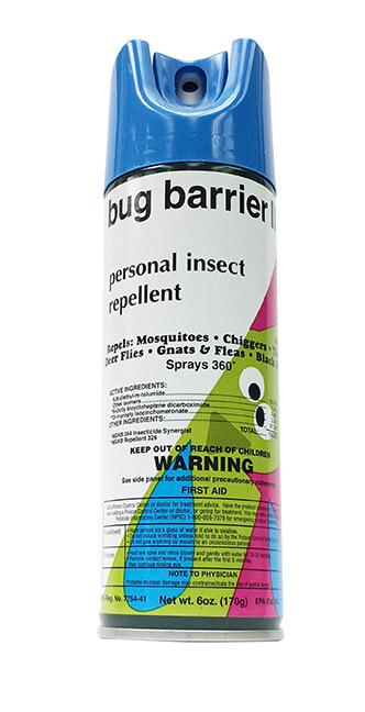 R235-069 --- Bug Barrier Repellent - 24 Deet - 6 oz Aerosol Spray B - web