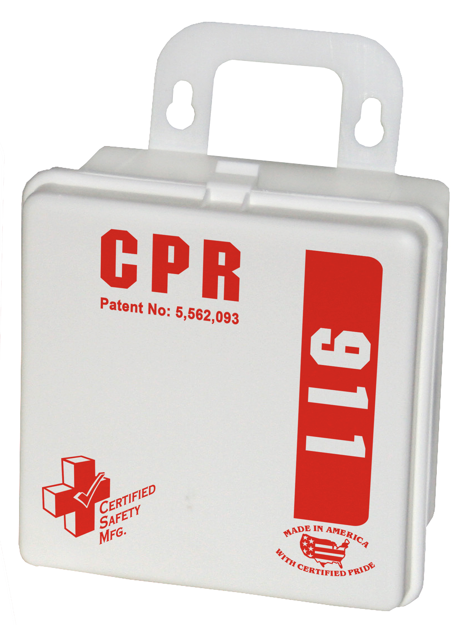 K203-000-001 --- 6PW - CPR Kit