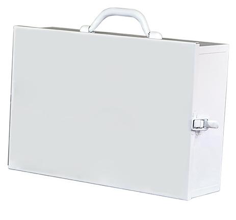 R209-028 - 75H - Empty Horizontal - 2-Shelf Cabinet - web