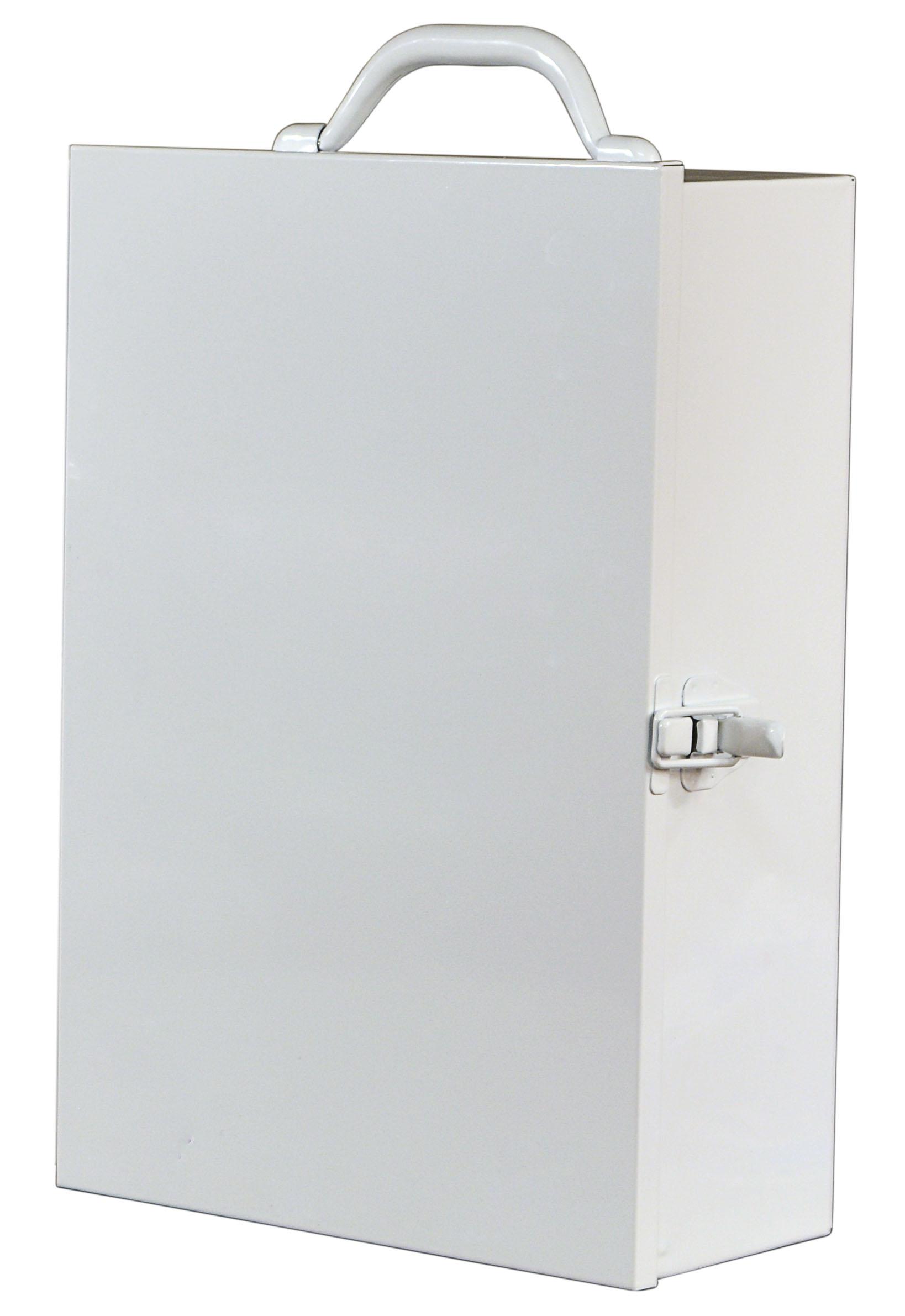 R209-038 - 75V - Empty Vertical 3-Shelf Cabinet - web